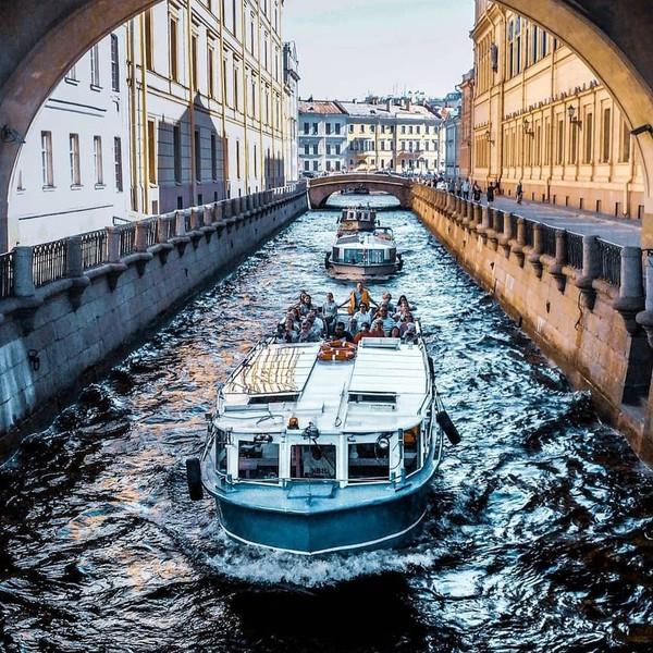 Поездка в Петербург на выходные